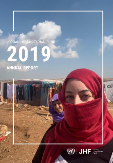 Jordan Humanitarian Fund Annual Report.
