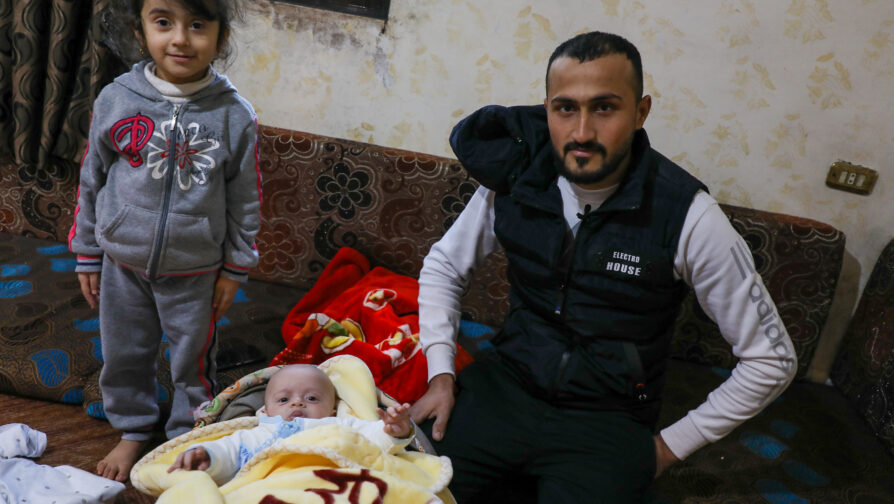 COVID-19 emergency cash assistance provides a vital lifeline to refugee families