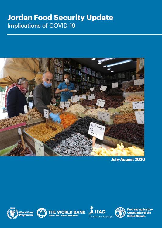 Jordan Food Security Update: Implications of COVID19 (II edition)