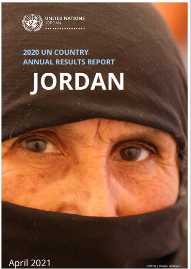 2020 UN Country Annual Results Report: Jordan
