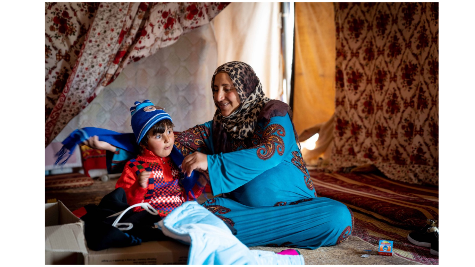 UNHCR welcomes renewed commitment from Austrian government to support refugees in Jordan