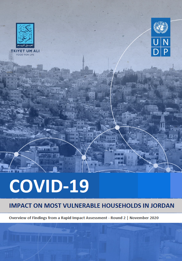 COVID-19 - Impact on Most Vulnerable Households in Jordan