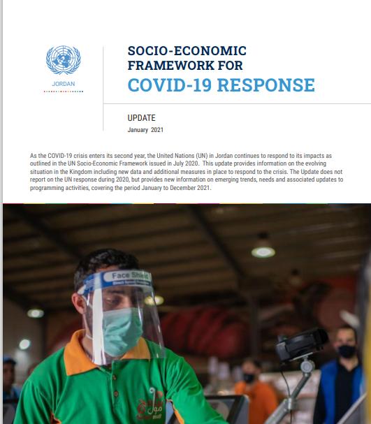 Socio-Economic Framework for COVID-19 Response (Updated version)