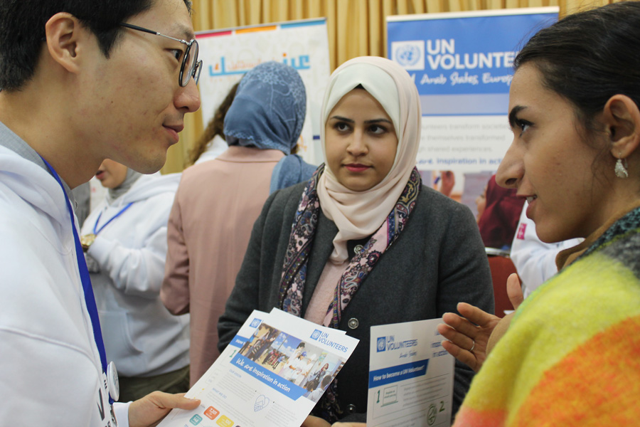 Together we learn: Supporting inclusive education for refugees in Jordan