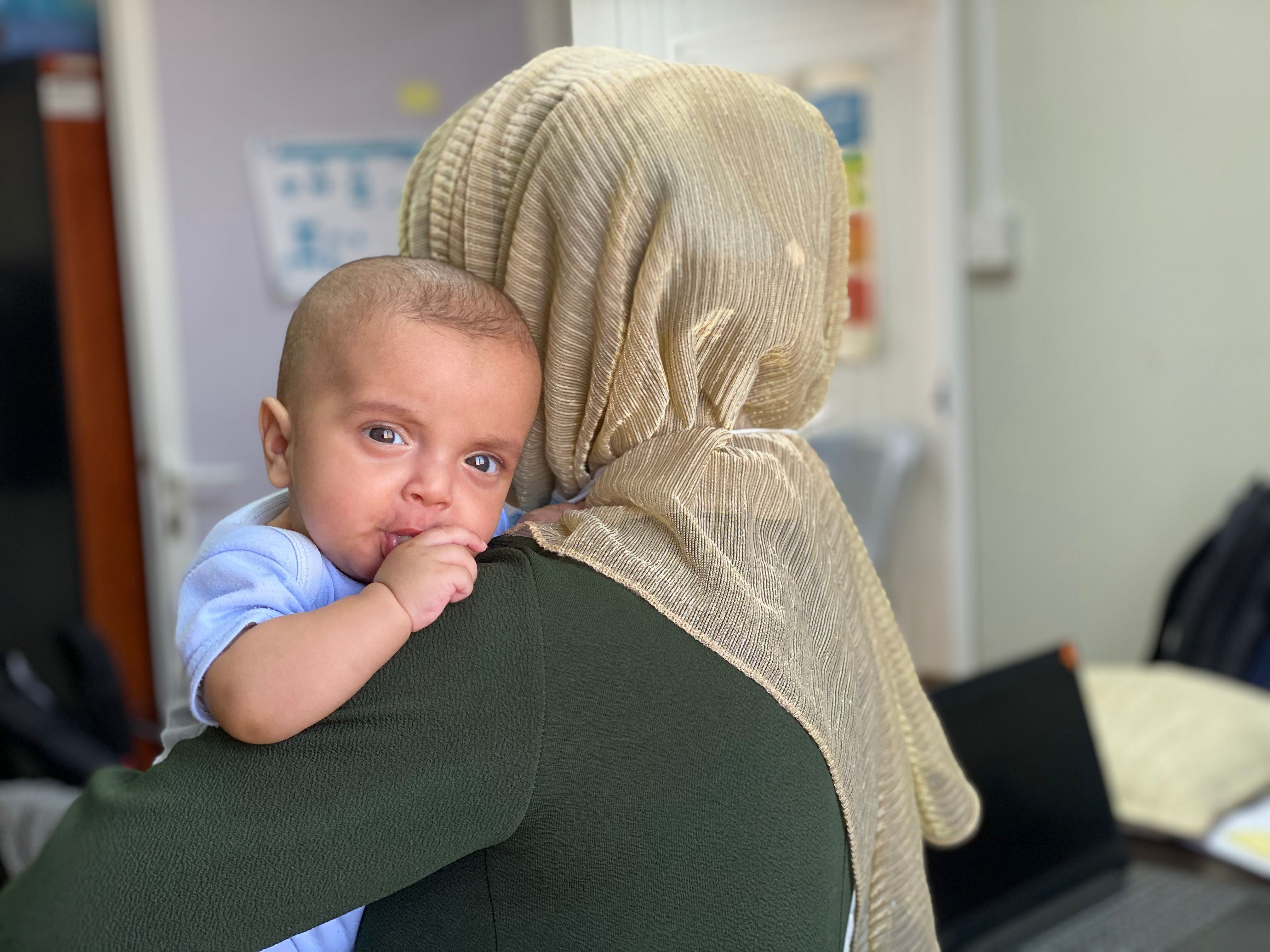 Breastfeeding saves lives - Nasser's story