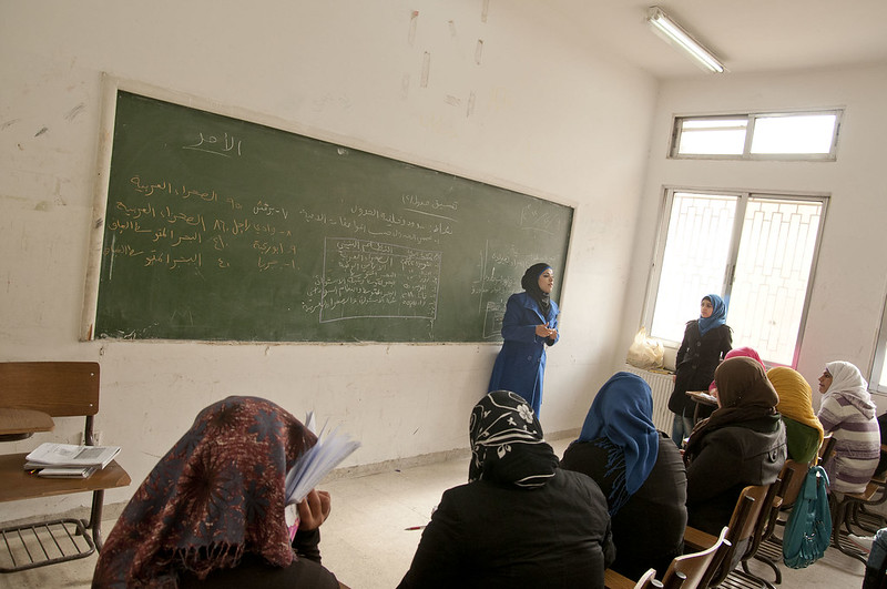 Working mothers in Jordan face barriers to social protection