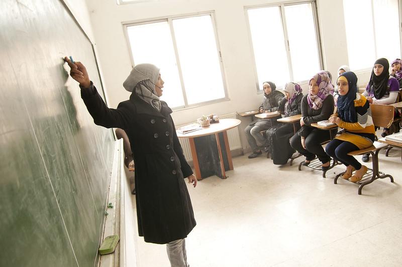 Gender discrimination, wage inequality challenge women in Jordan