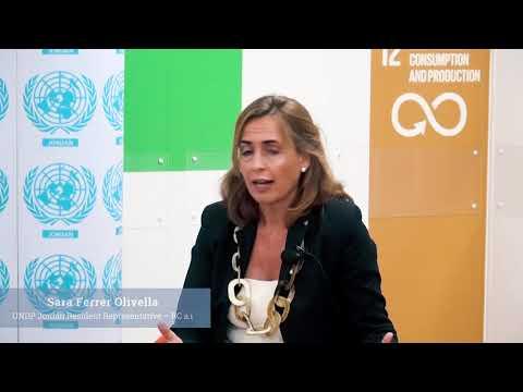 "UN launches ""Socio-economic framework for COVID-19"" response in Jordan"
