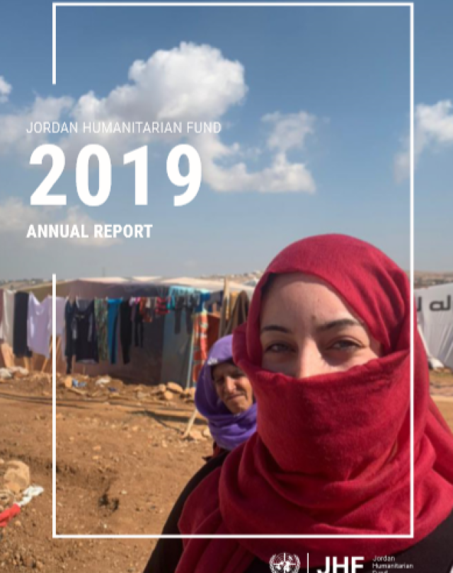 Jordan Humanitarian Fund Annual Report.