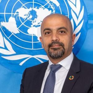 UNEP West Asia Regional Director & Representative